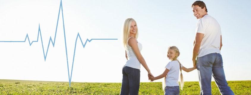 family cardio tests
